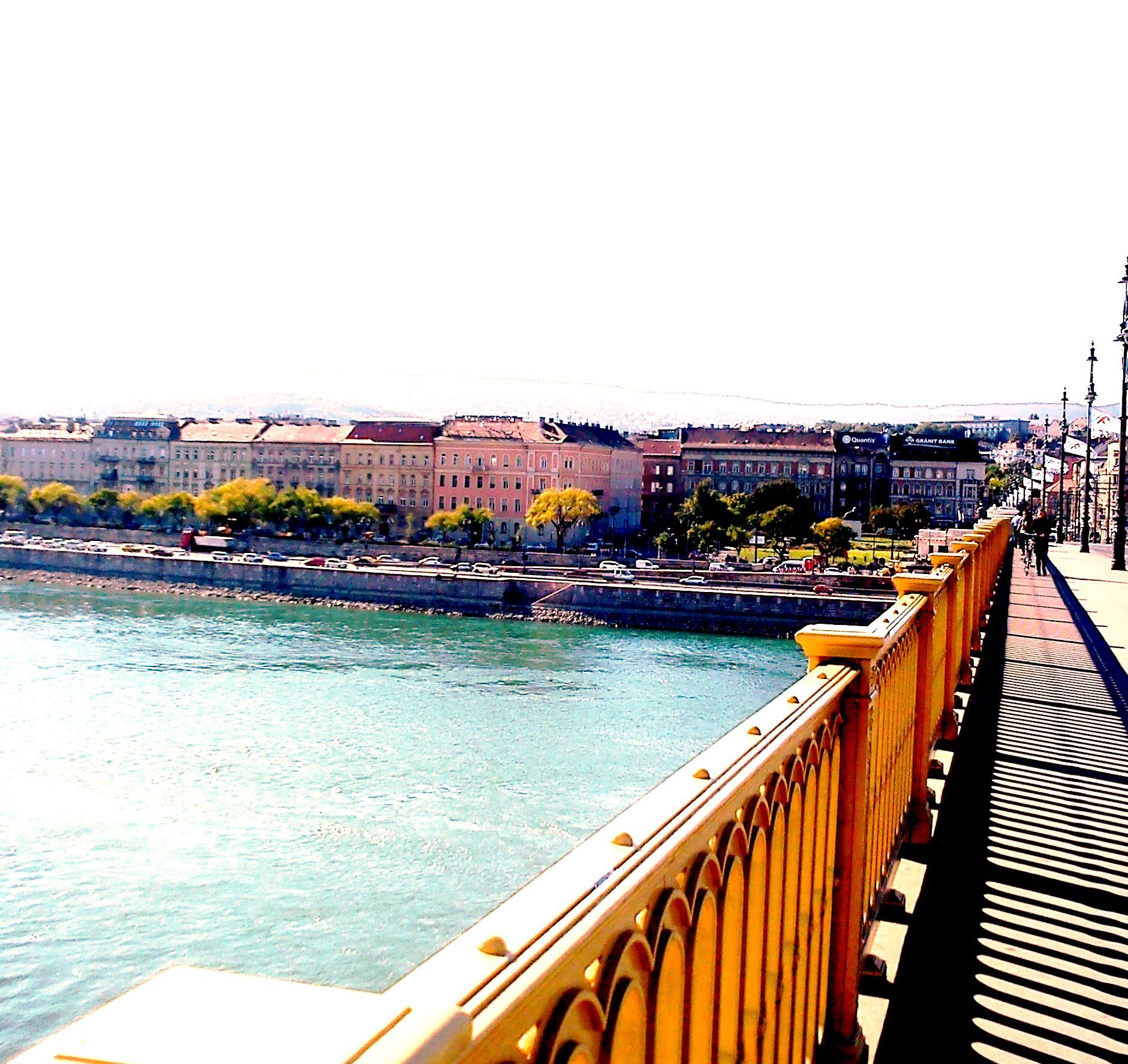 bRidge riVer_Budapest
