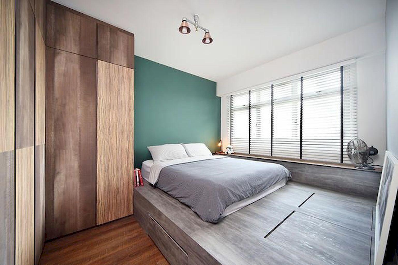 4 room bto master bedroom design   Minimalist Platform Bed Design Ideas  Platform bed designs Bed