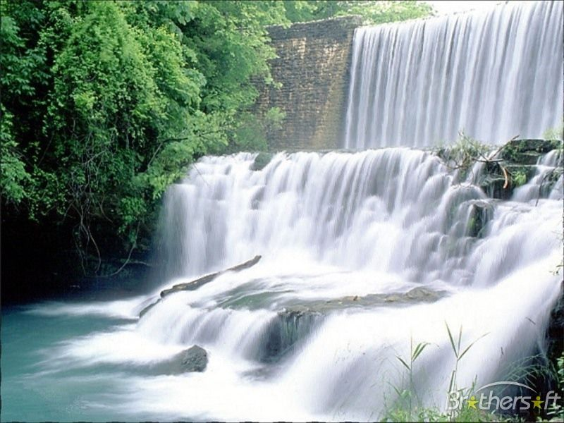 Waterfalls Pictures For Screensavers
