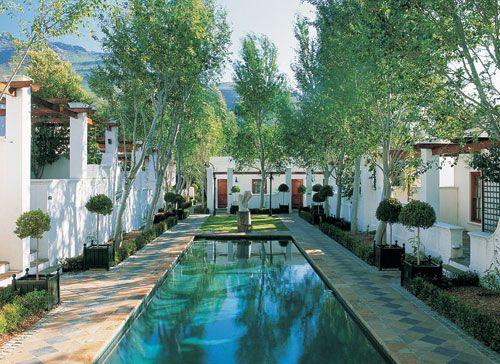 Stellenbosch Wine Estate Luxury Stellenbosch Hotel Lanzerac Cape Town Hotels Hotel Hotel Spa