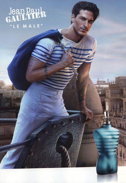 Jean Fragrance Male' Paul For 'le Gaultier Jarrod Scott Campaign tdCQsrh