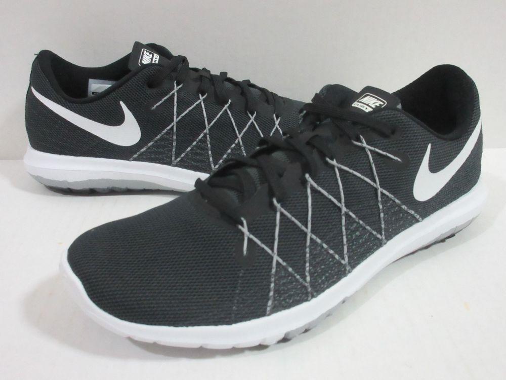 017797d9bd2df Flex Fury 2 Flywire Womens Running Shoe Black Wht Wolf Grey Dark Grey  819135 001  Nike  RunningCrossTraining