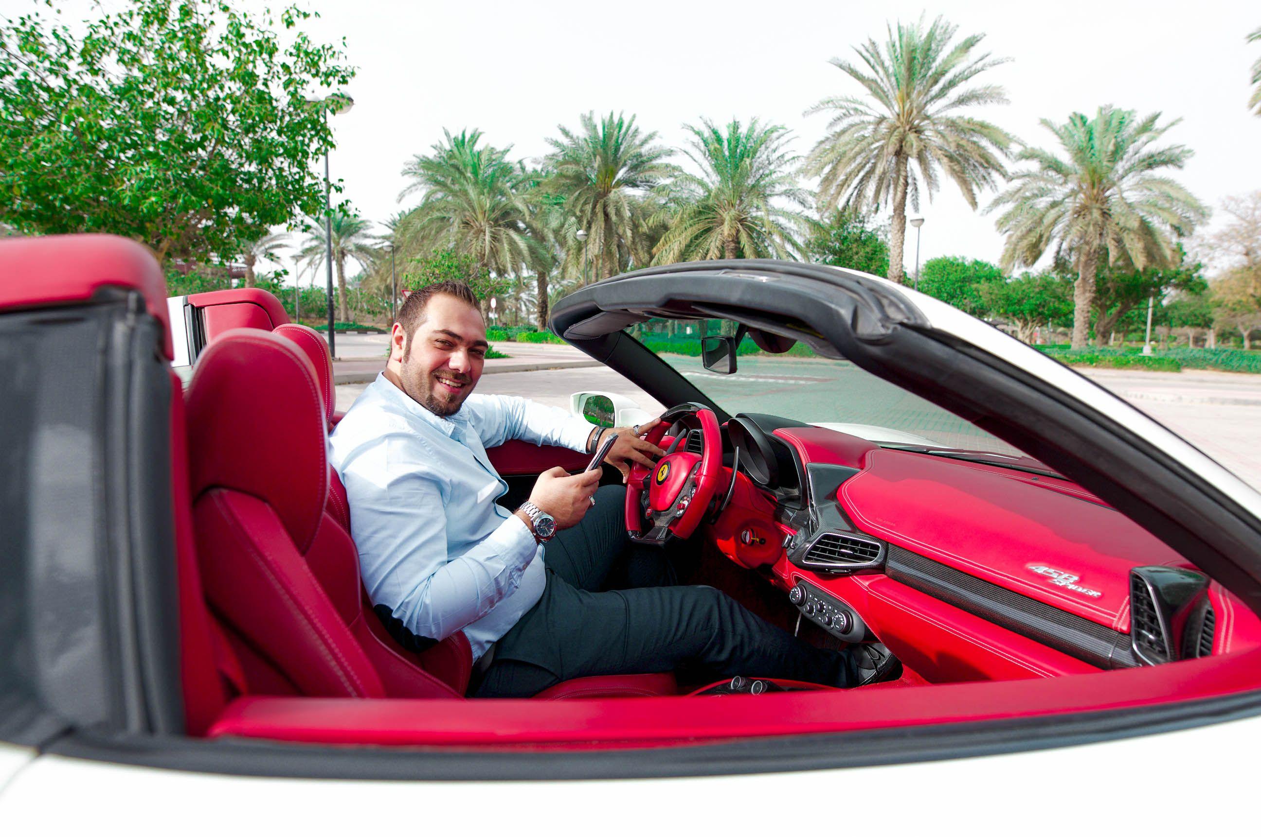 Ferrari 458 For Rent In Dubai Ferrari 458 Sports Car Rental Ferrari
