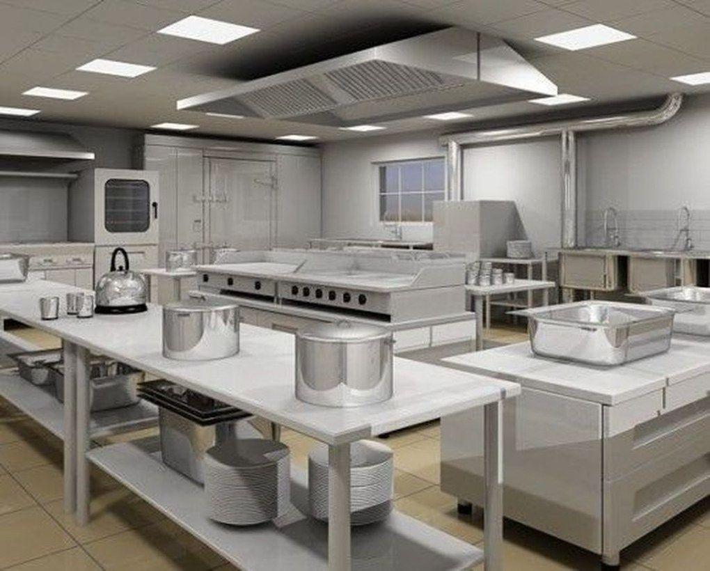 46 Modern Restaurant Kitchen Design Ideas Restaurant Kitchen
