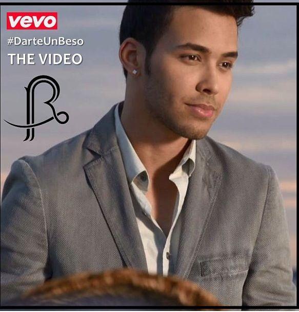 Darte Un Beso Prince Royce Royce Singer
