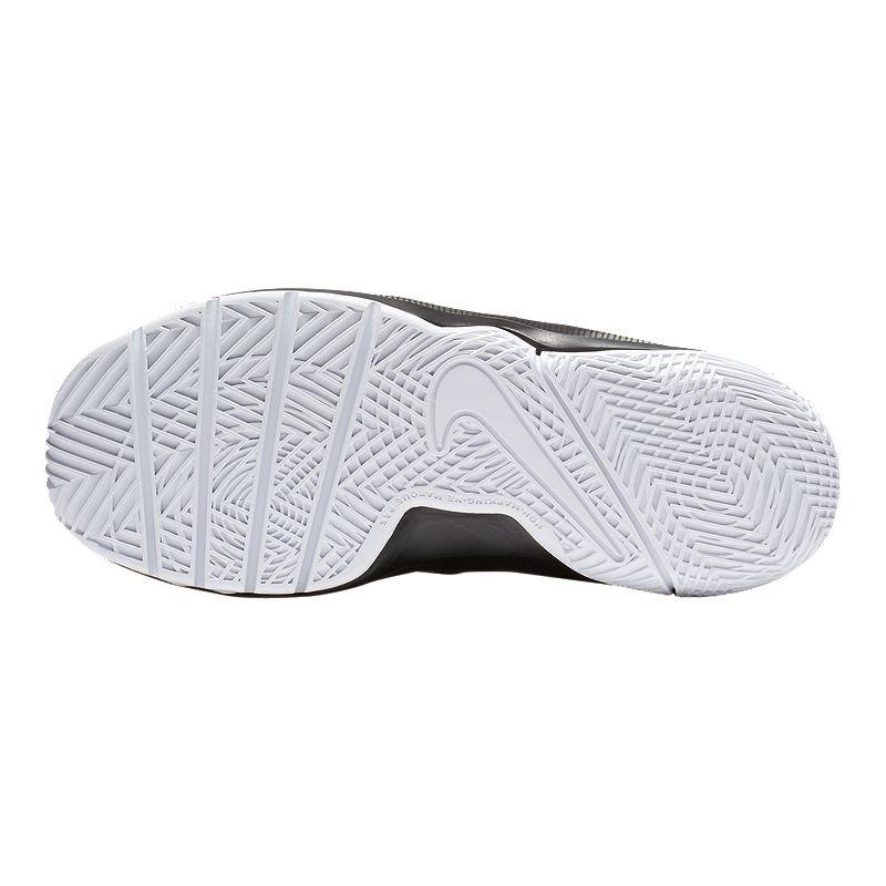 special sales great look classic Nike Kids' Team Hustle Quick Preschool Basketball Shoes - Black ...