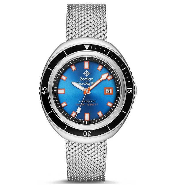 Zodiac - Super Sea Wolf 68 Extreme | Time and Watches
