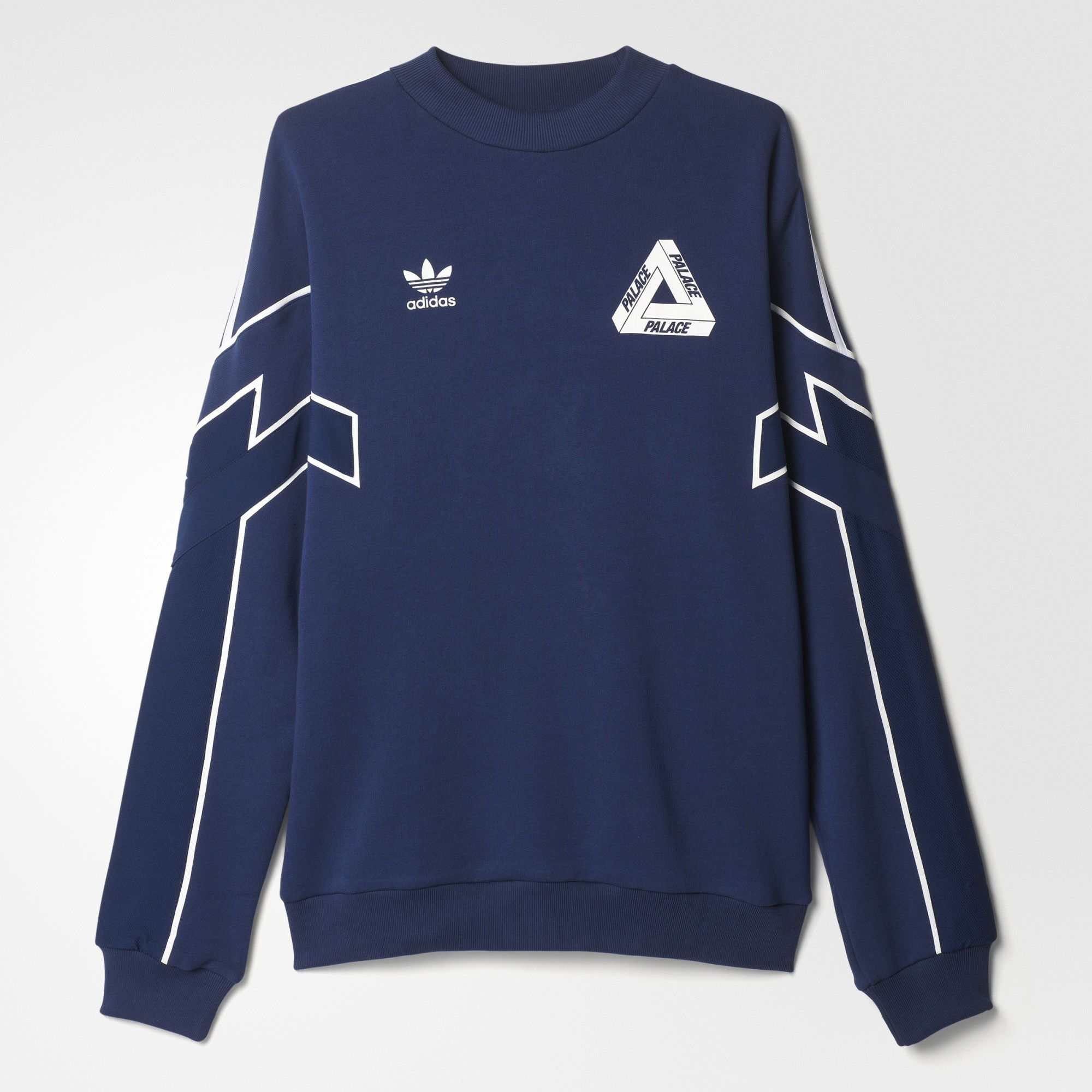 Back Soon Stronger Than Ever Vintage Sportswear Palace Clothing Long Sleeve Tshirt Men [ 2000 x 2000 Pixel ]