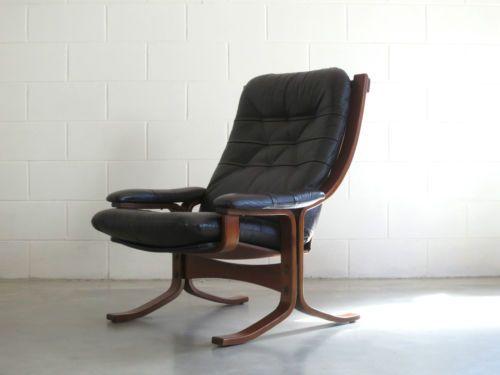 Vintage Danish Deluxe Leather Armchair Mid Century Modern Lounge Chair Retro Mid Century Modern Lounge Chairs Retro Chair Mid Century Modern Armchair