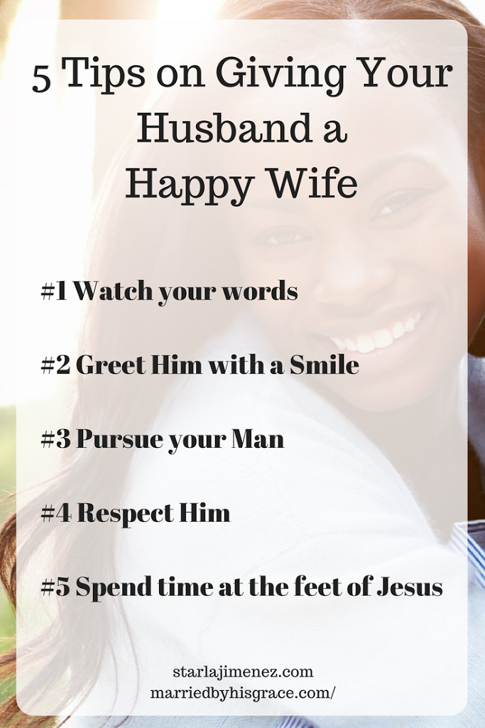 5 tips on giving your husband a happy wife happy wife christian 5 tips on giving your husband m4hsunfo