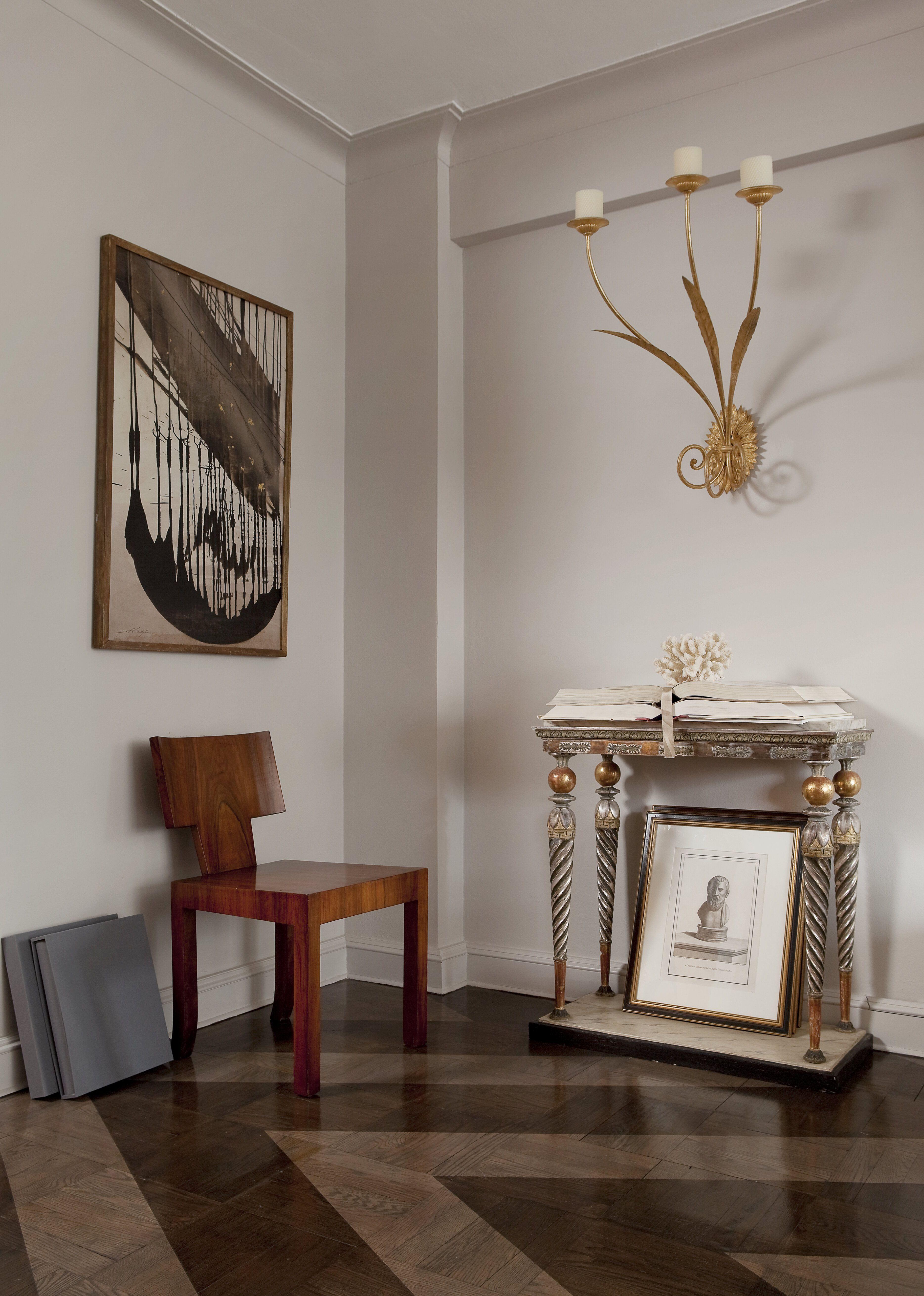 Fruzsina Keehn Design New York Apartment Fifth Avenue