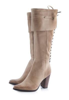 8625761ad165 Bota Happy Walk Cano Longo Rato | Boots- Tall em 2019 | Botas ...