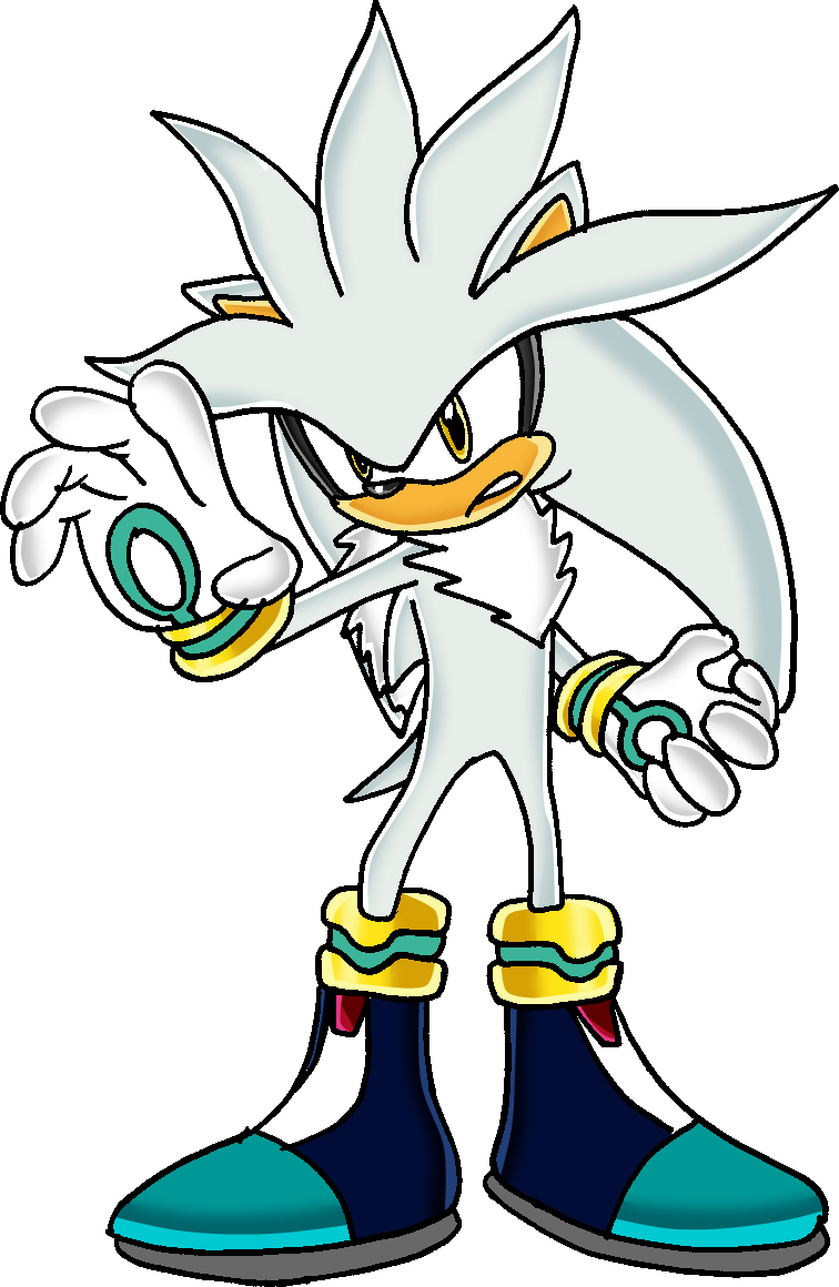 Silver The Hedgehog Project 20 Png Silver The Hedgehog Hedgehog Disney Characters
