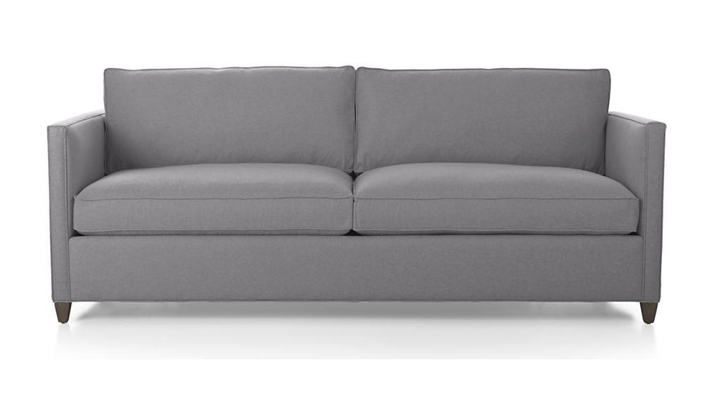 reviewed the most comfortable sofas at crate barrel comfortable rh pinterest com IKEA Sleeper Sofa Costco Sleeper Sofa
