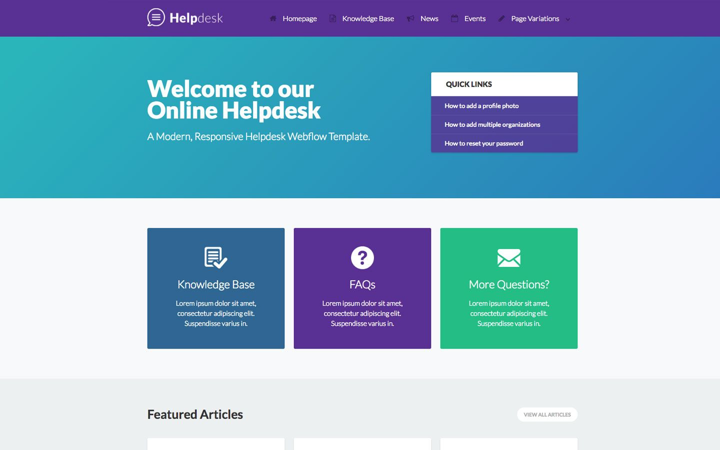 Responsive html templates for business portfolio blog charity and responsive html templates for business portfolio blog charity and more by accmission Gallery