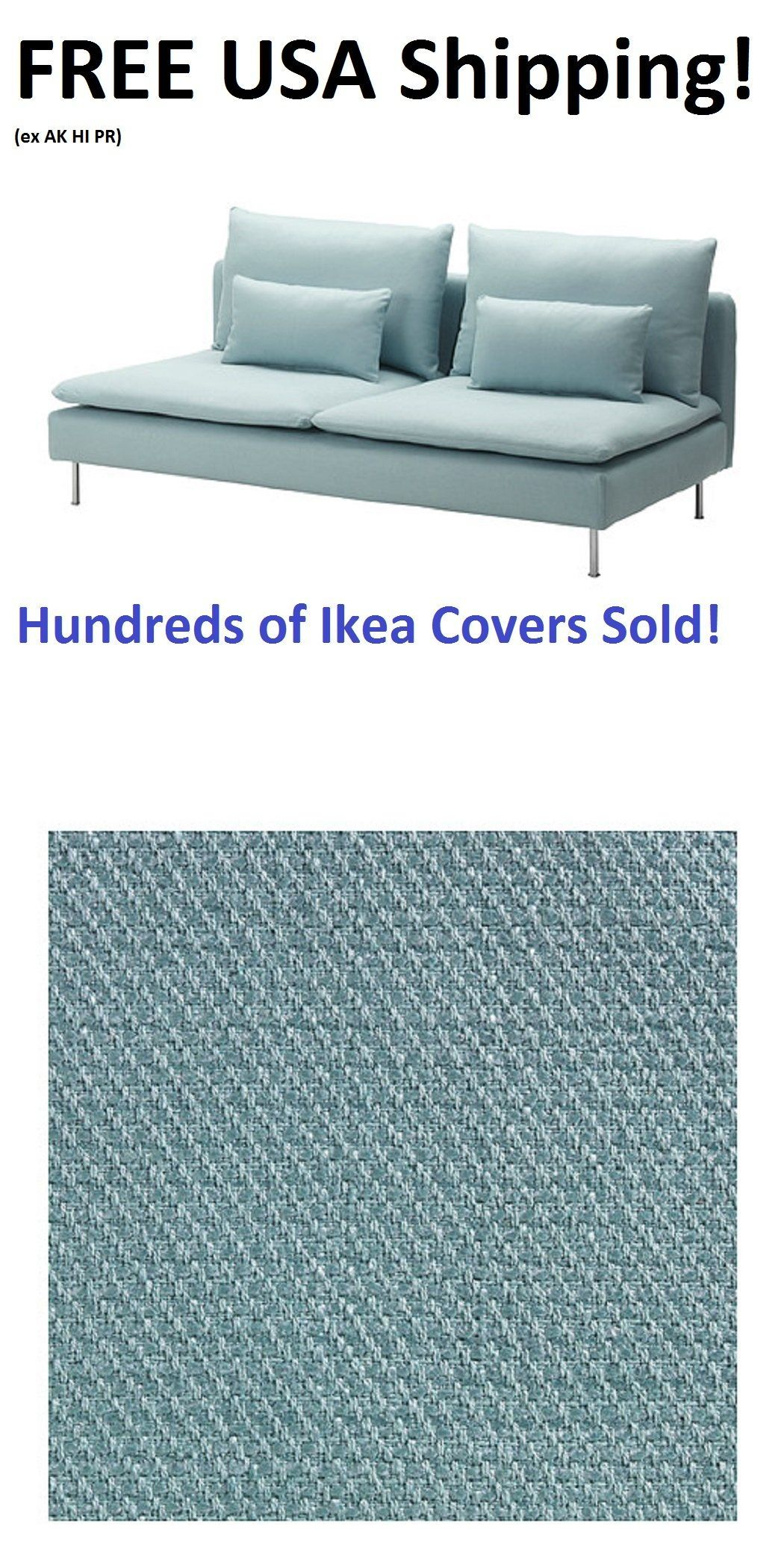 Slipcovers Ikea Soderhamn 3 Seat Seat Sofa Cover Slipcover