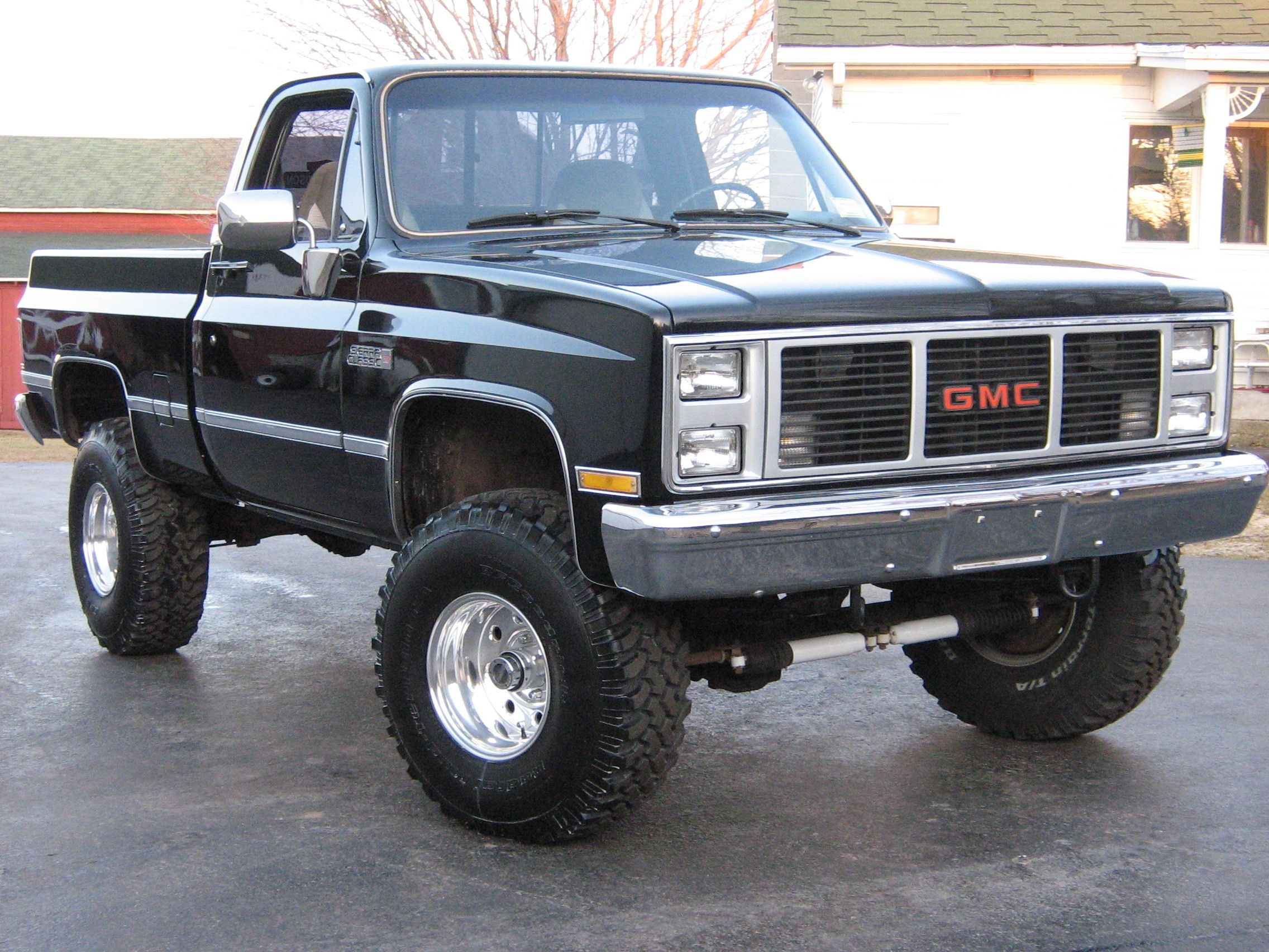 small resolution of 1985 gmc sierra lifted google search