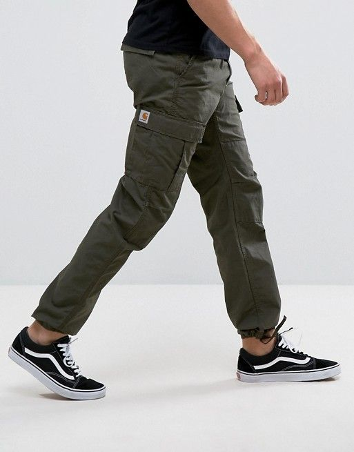17d05a25 Carhartt WIP Aviation Cargo Pants | Style | Cargo pants outfit ...