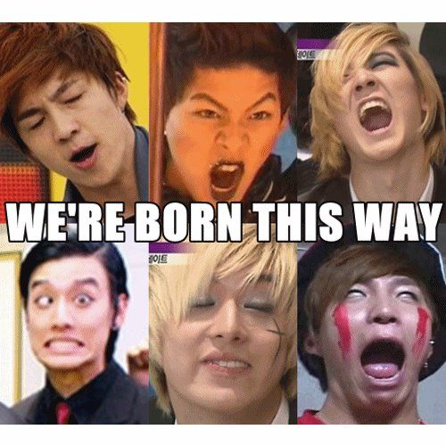 kpop funny faces - Google Search
