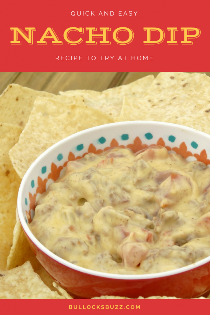 Quick And Easy Nacho Dip With Beef Recipe Nacho Dip Easy Nacho Dip Recipe Dip Recipes