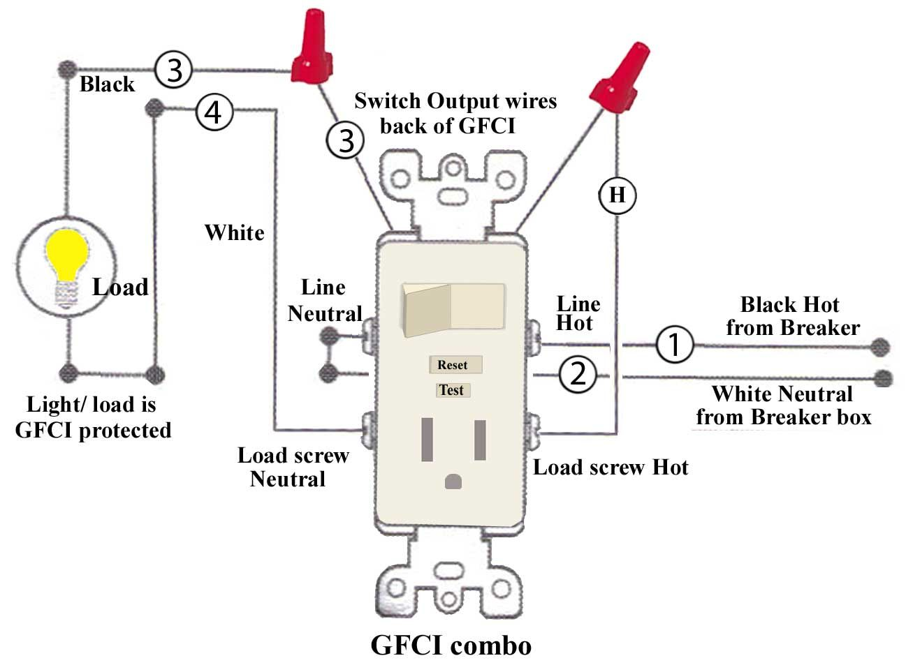 Gfci Combo Wiring Update 963 With Images