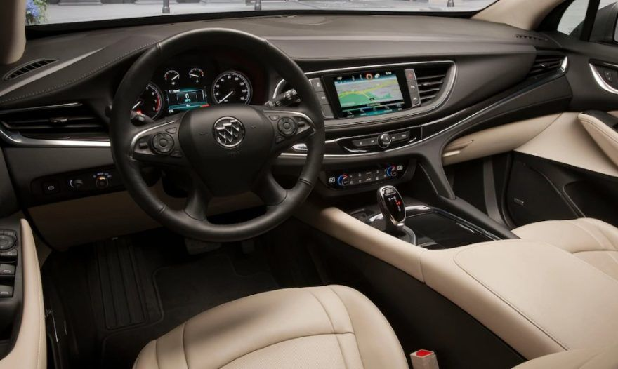 2020 buick enclave Interior (With images) Buick enclave