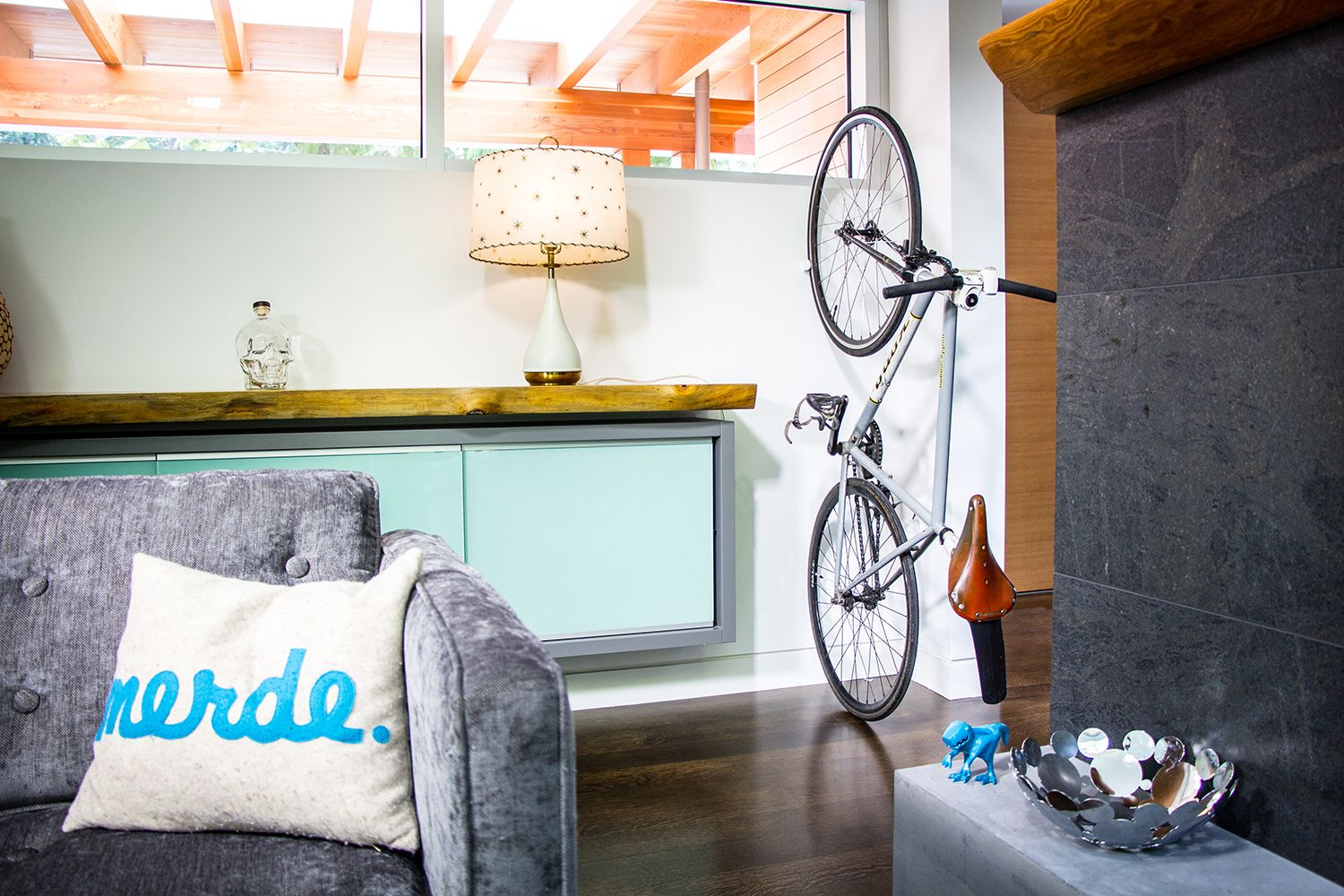 13 Beautiful Space-Saving Bike Racks For Every Bicycle Owner On Your Gift  List