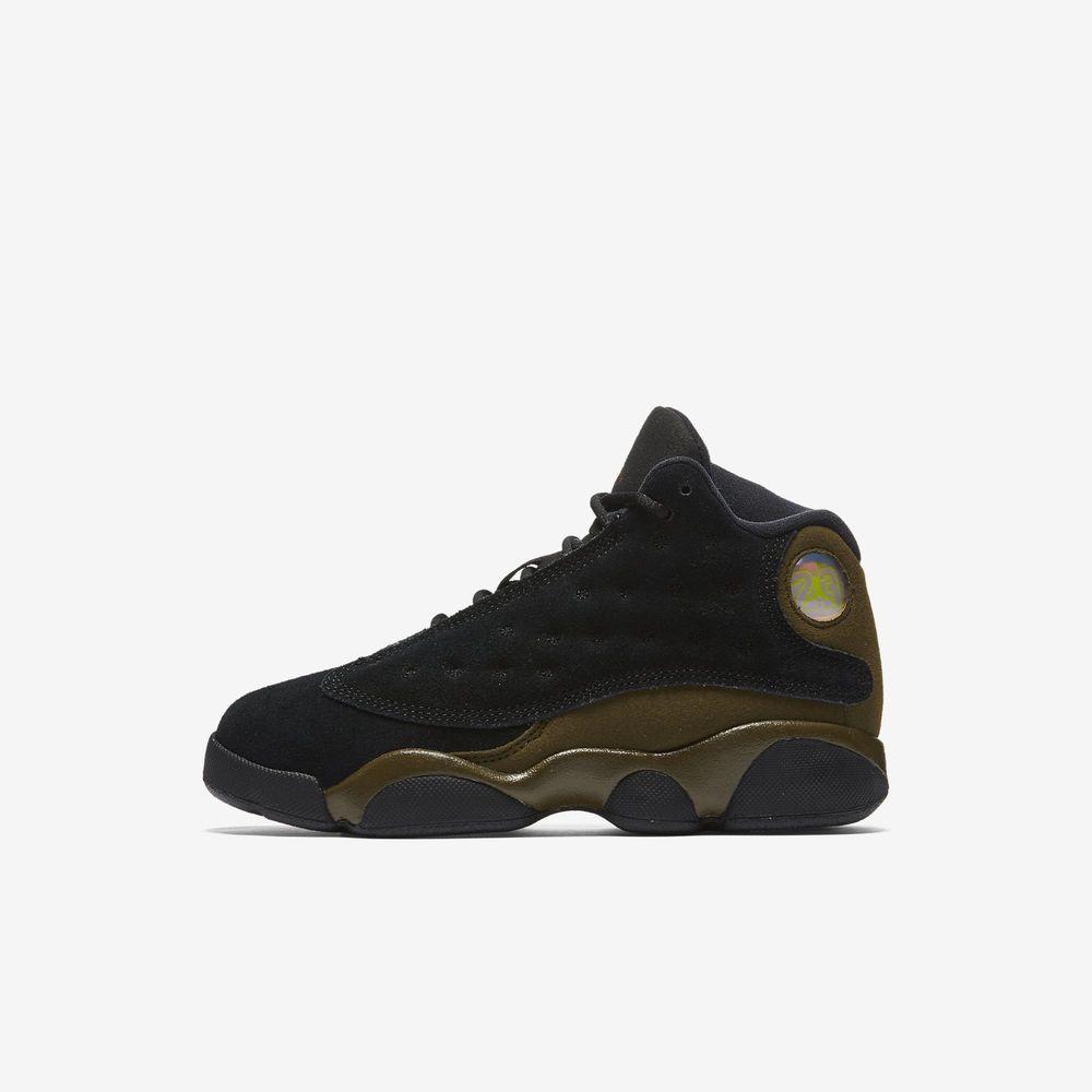 new concept 2e572 05dae JORDAN 13 RETRO BOYS PRE SCHOOL Sneakers 414575-006 (eBay Link)