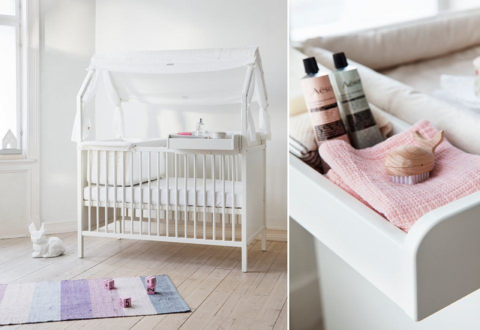 Stokke® Home™ Concept nursery furniture. With both small space ...