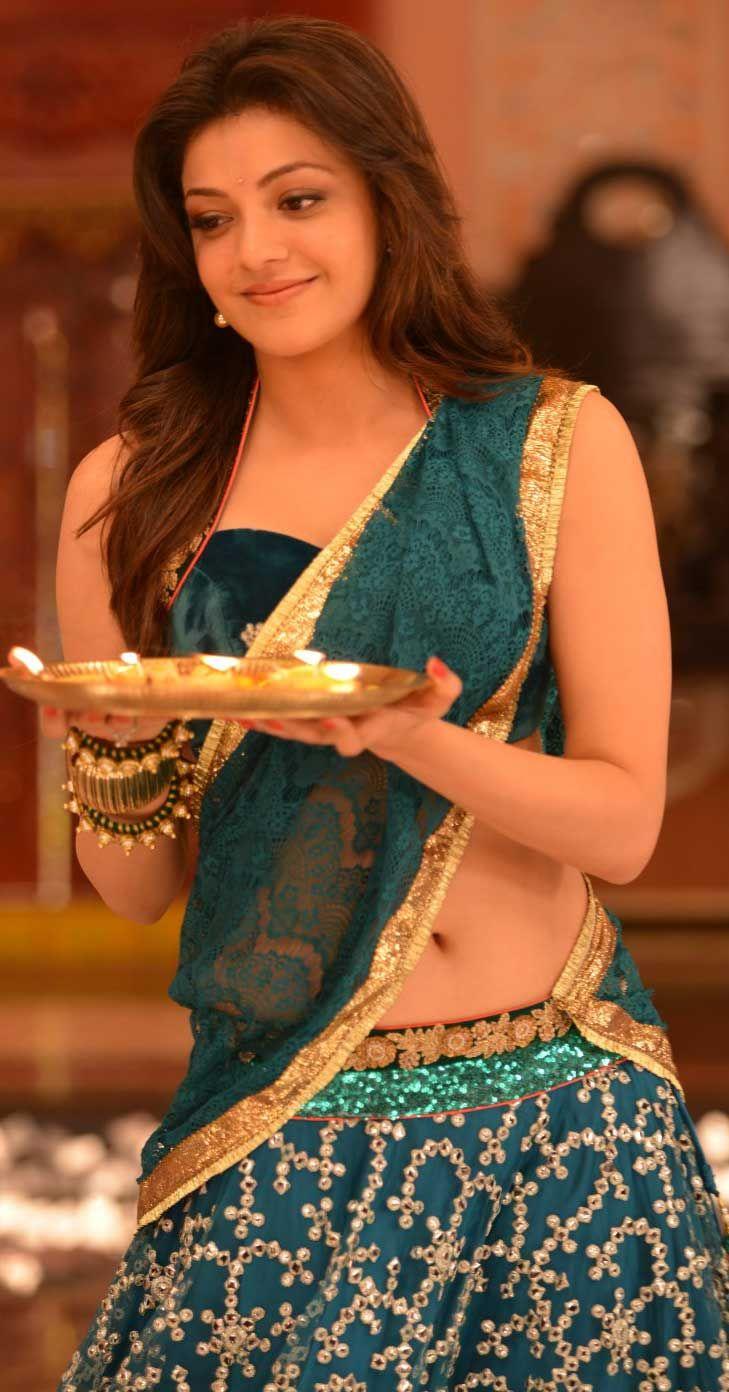 Kajal Agarwal Latest Hot Navel Show Stillskajal Agarwal Old Hot Images