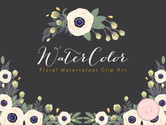 elegant-white-floral-wedding-cliparts-wreath
