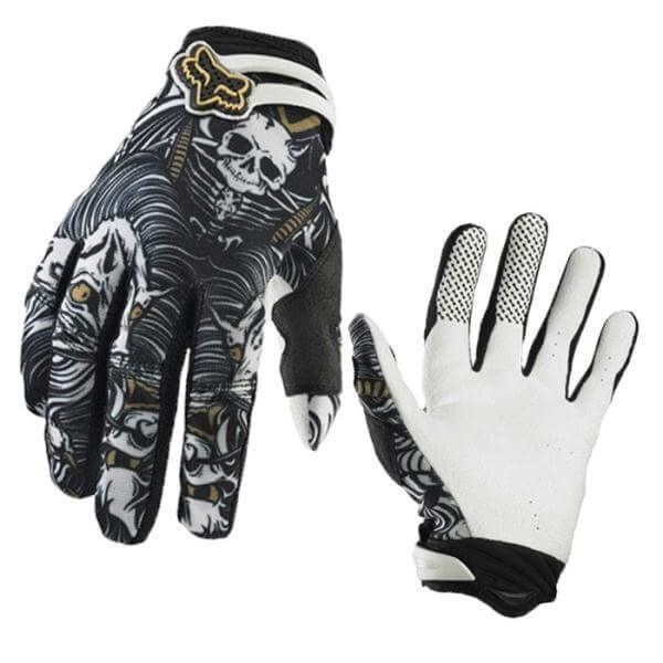 Fox Skull Classical Racing Bike Gloves Freestylecycling Com Racing Bikes Bike Gloves Best Bmx