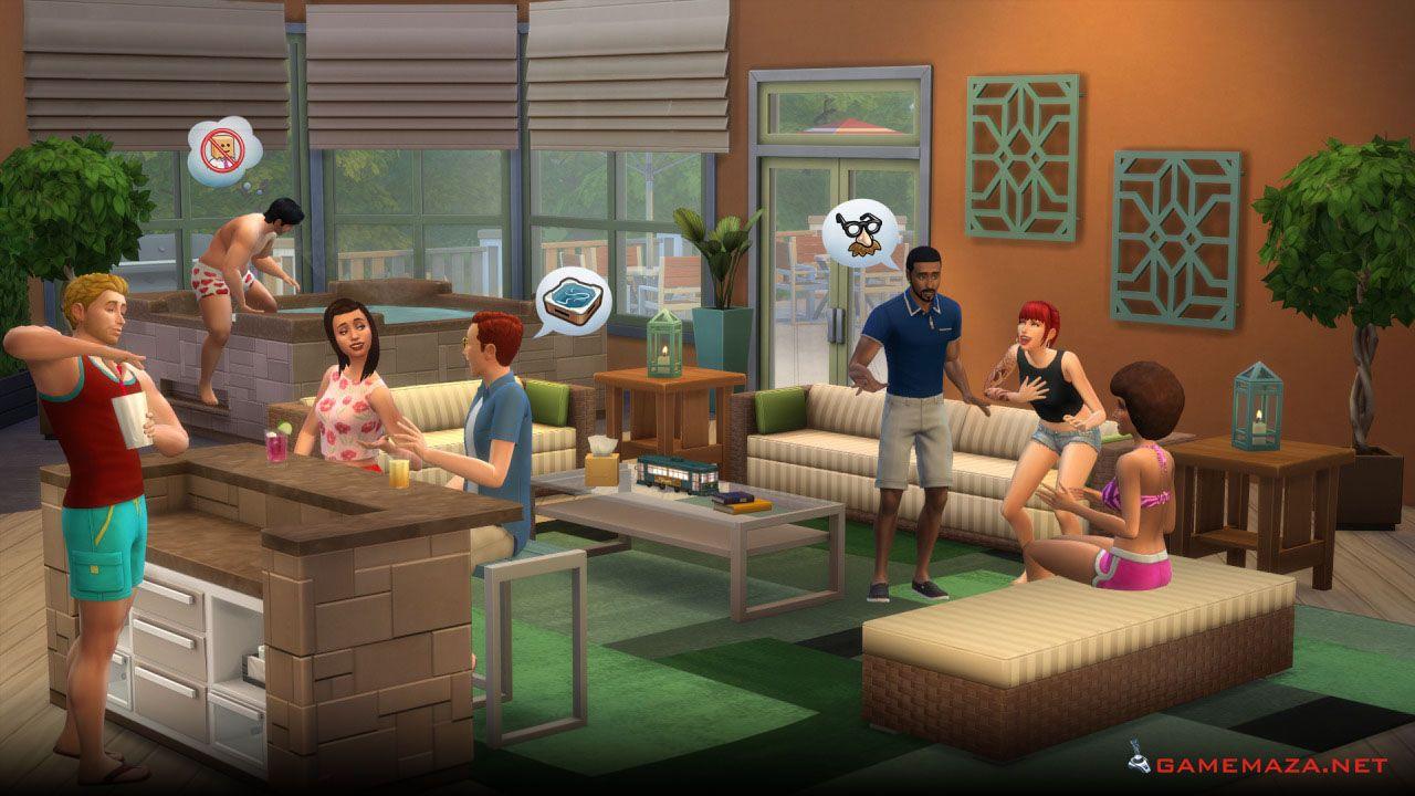 The Sims 4: Cool Kitchen Stuff Free Download - GameMaza ...
