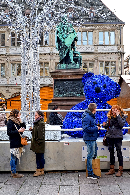 Straßburg Platz Kleber - Place Kleber a Strasbourg