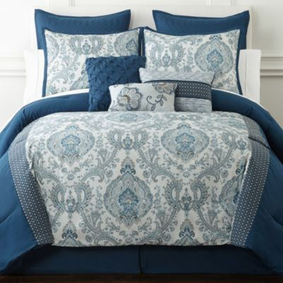 Free Shipping Available Buy Home Expressions Carabella 7 Pc