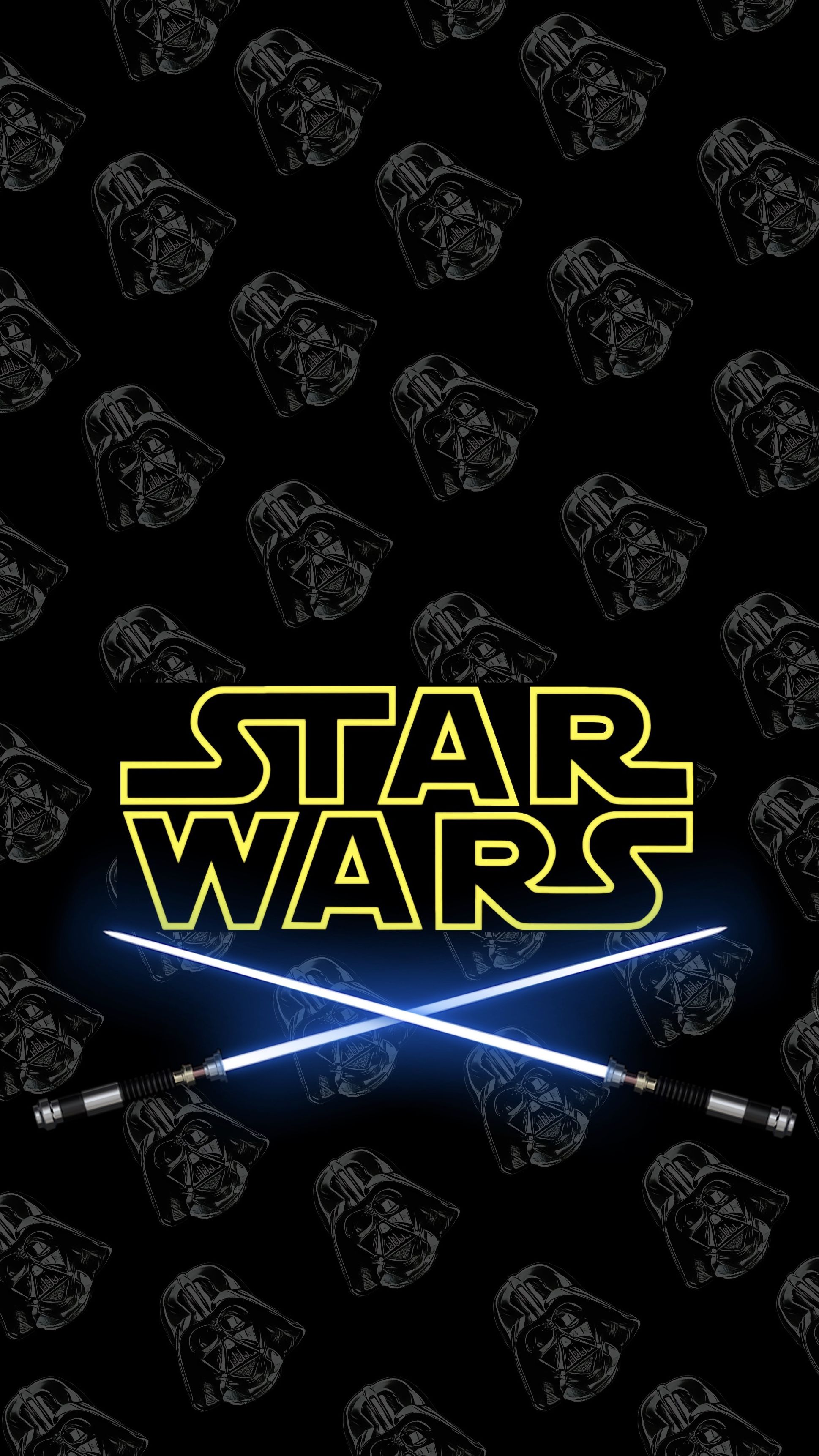 Aesthetic Lockscreen Wallpaper Star Wars Wallpaper Ponsel