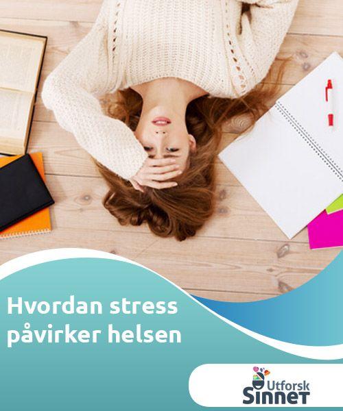 hvordan påvirker stress kroppen