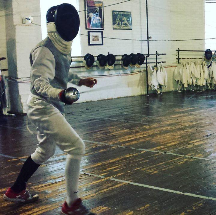 Instagrams allamerican fencing academy fence fencing