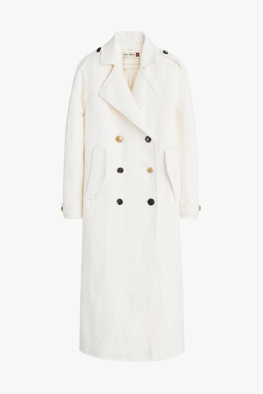 01 Zara United States Long Wool Coat Coat Clothes [ 1275 x 850 Pixel ]