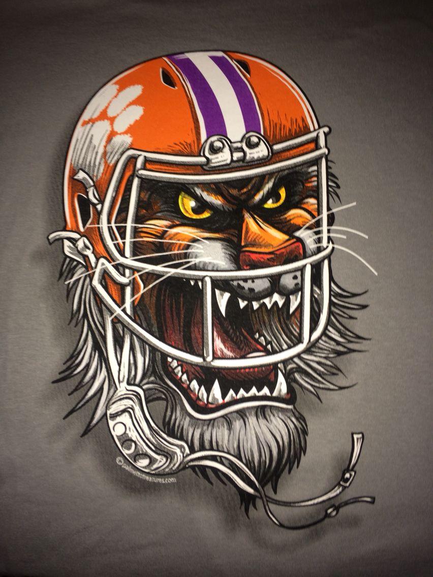 Clemson Clemson tigers football, Clemson, Clemson tigers