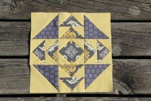 Illinois quilt block