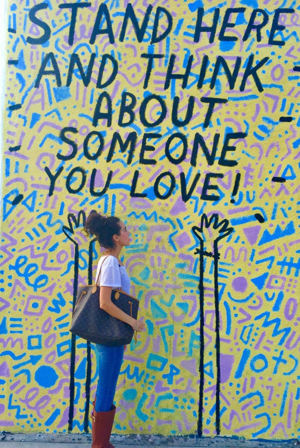 Best Instagram Spots in Los Angeles Instagram wall