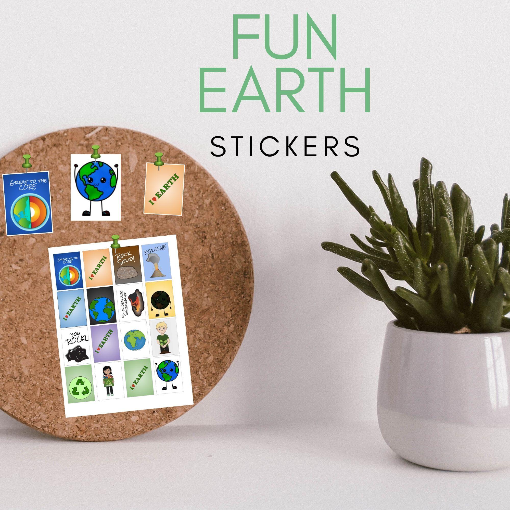 Pin On Preschool Earth Activities