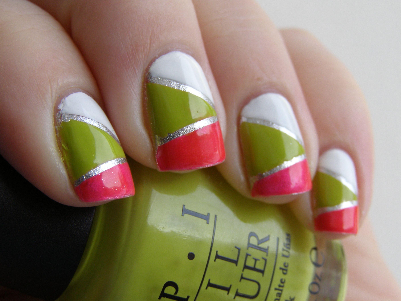 Nail Art | Uñas y mas | Pinterest | Uñas sencillas, Sencillo y Cabello