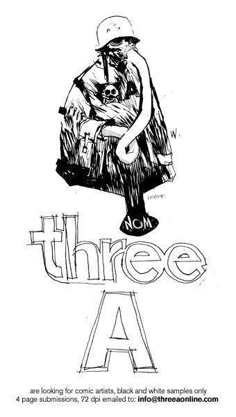 Pin von threeA auf Comics & art & etc