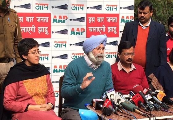 SIT for 1984 Sikh pogrom cases a poll gimmick of BJP, says Aam Aadmi Party leader HS Phoolka - http://sikhsiyasat.net/2015/02/02/sit-for-1984-sikh-pogrom-cases-a-poll-gimmick-of-bjp-says-aam-aadmi-party-leader-hs-phoolka/