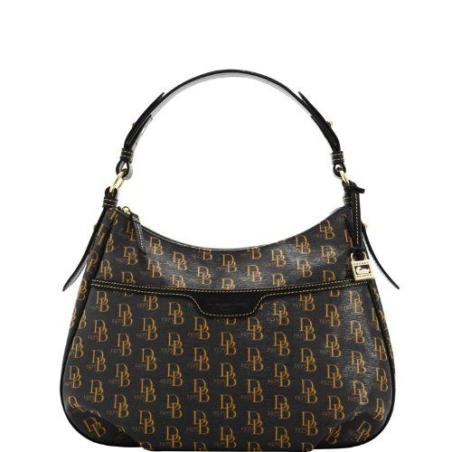 Dooney Bourke East West Collins, 1975 DB Signature  158.00   Bags ... 3e5758b7b1