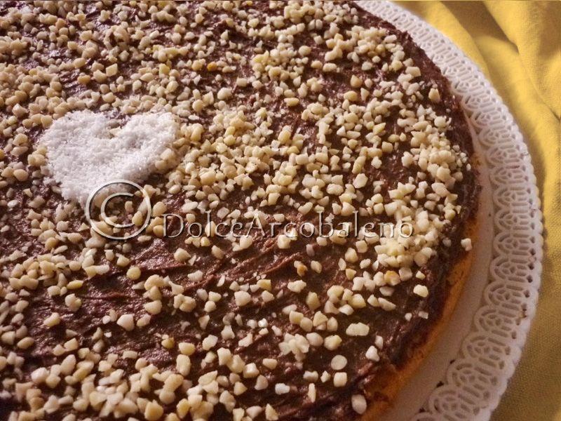 Torta fredda alla ricotta e caffè, ricetta dolce. Cold cake with ricotta cheese and coffee, dessert recipe.