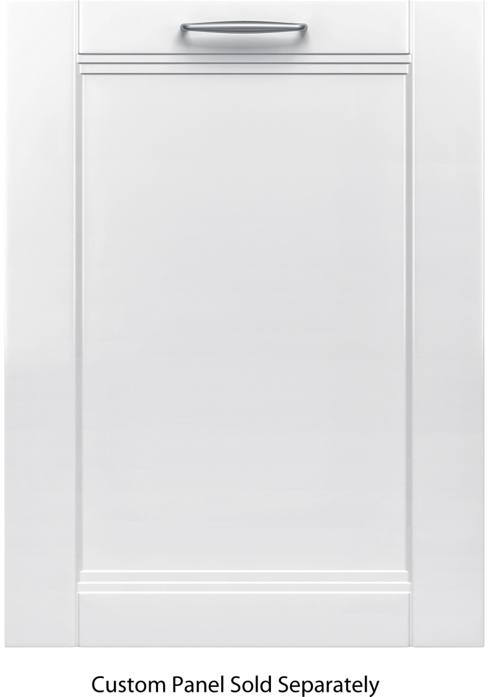 Bosch 24 300 Series Panel Ready Built In Dishwasher Shv863wd3n Built In Dishwasher Dishwasher White Paneling