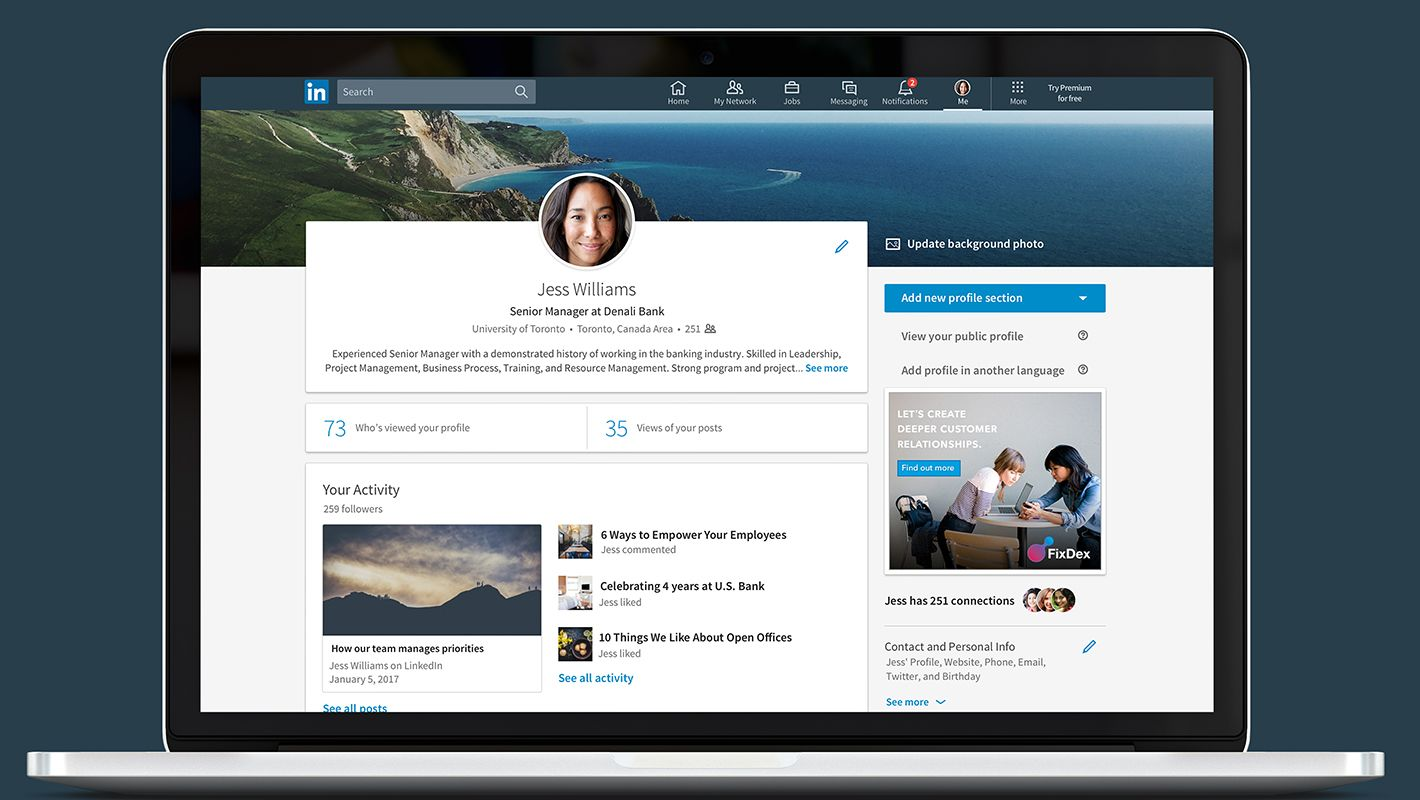 the5 More Features Coming to the New LinkedIn Experience
